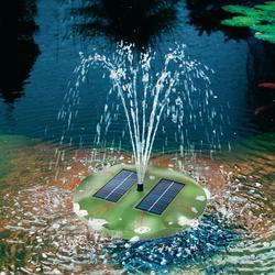 Podskupina DOP31: Solárne záhradné fontány bez akumulátora