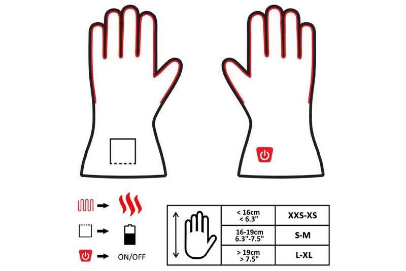 Popis a vlastnosti produktu. VOB Vyhrievané zimné univerzálne rukavice ... 136a035a65