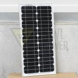 uBASIC-MCH: Solár FV panel Polykryštál-Si GWL Sunny20P/36č U18.43V/I-1.09A